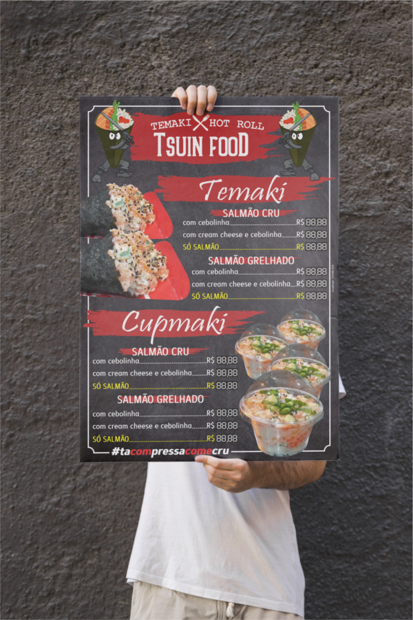 TSUIN FOOD – Tamaki & Hot Holl