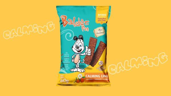 Balder Pet – Embalagem Calming Line