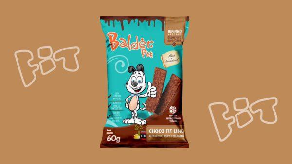 Balder Pet – Embalagem Choco Fit Line