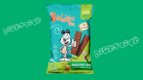 Balder Pet – Embalagem Digestive Line
